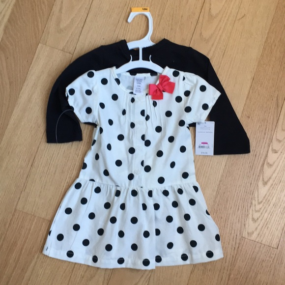 bc6688e59c6 Little girl s dress. NWT. just one you by carter s